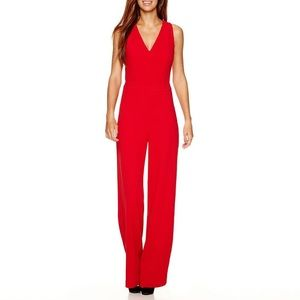 MNG Red Jumpsuit